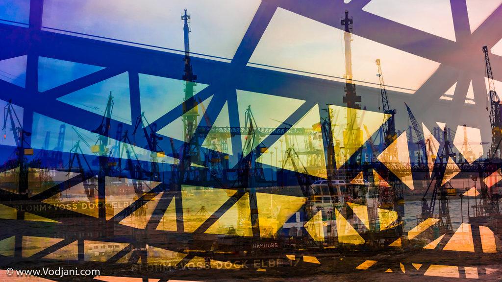 Hafen Brucke