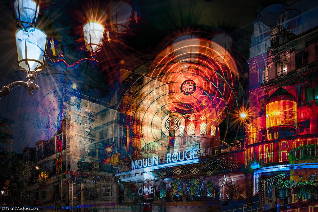 Moulin rouge  - Paris - II